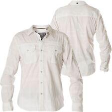 AFFLICTION Hemd Commend Weiß Hemden