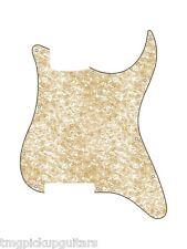 Mint dreilagig Schlagbrett Scratch plate Pickguard Rohling 45 x 29 cm x 2,3 mm