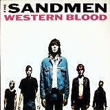 SANDMEN- WESTERN BLOOD (1989). CD.