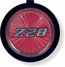 "1977 1979 CAMARO "" Z28 "" STEERING WHEEL HORN CAP EMBLEM NEW # 377"
