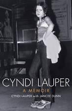 1 of 1 - Brand New! Cyndi Lauper: a Memoir by Cyndi Lauper (Hardback, 2012)