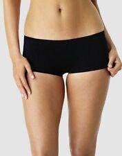 Rio Shortie Panties Sizes 8 10 12 14 16 Womens Cotton Black White Pink Purple