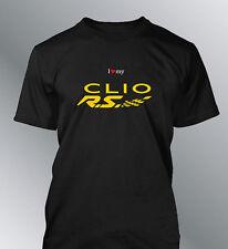 Tee shirt personnalise Clio RS S M L XL XXL homme Sport