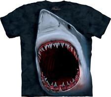 "The Mountain camiseta t-shirt"" Shark bite """