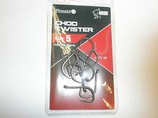 Nash Pinpoint Chod Twister Hooks 10pk ALL VARIETIES Carp fishing tackle