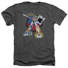 Voltron:Defender of the Universe Anime TV Series Super Robot Adult HA T-Shirt