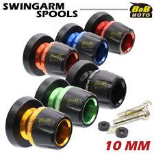For Kawasaki Z750/Z750S 05 06 07 08 11 12 13 14 15 BoB CNC Swingarm Spools