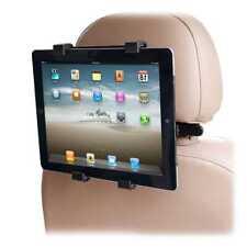 Soporte Reposacabezas Universal Asiento Coche Negro para Lenovo iPad Nokia Sony