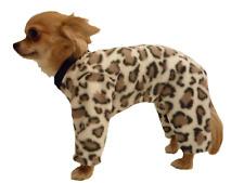 Dog Chihuahua  Pyjamas PJ Fleece pullover   XXS- L  Jaguar
