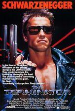 Terminator Vintage ,Retro Movie Poster A0-A1-A2-A3-A4-A5-A6-MAXI 622