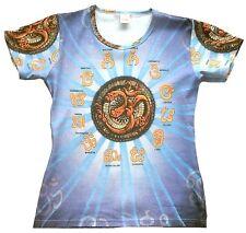 Om Aum Mantren Shiva Hindu Karma Tattoo Vintage Art Star Designer T - Shirt g.m