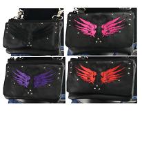 Milwaukee Leather - Ladies Leather Multi Pocket Belt Bag w/ Gun Holster **MP8850