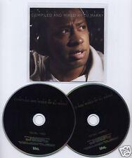 DJ MARKY Influences UK promo 2-CD Style Council Rufus