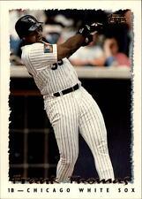 1995 Topps Baseball Base Singles #1-168 (Pick Your Cards)