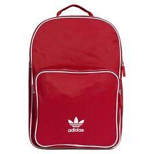 7d12574539 Adidas Originals Adicolor Dos Rouge Dos Sac à Dos École Neuf BNWT