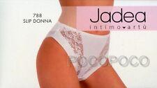 Slip Encaje Mujer Algodón Modal Jadea Art.788