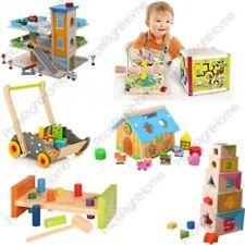Leomark KINDER HOLZSPIELZEUG Bildung Lernen Activity Spielsachen 18 Monate