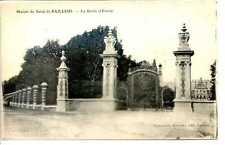 CP 59 NORD - BAILLEUL - MAISON DE SANTE - LA GRILLE D'ENTREE