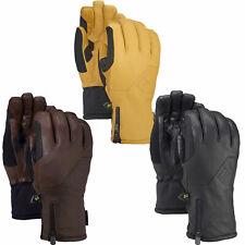 AK Burton Guide Glove Lederhandschuhe Fingerhandschuhe Skihandschuhe Handschuhe