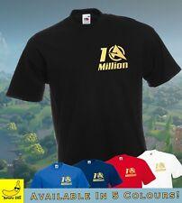 Ali-a 10 millones de un Camiseta Ali COD Call of Duty quince días oro youtuber youtube