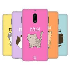 HEAD CASE DESIGNS KITTY CATS GEL SOUPLE CASE Pour NOKIA Phone 1