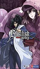 Basilisk - Vol. 1: Scrolls of Blood (DVD, 2006)