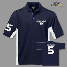 Retro GP Parmalat Brabham BT49 Polo Shirt Classic Grand Prix de Formule 1 F1