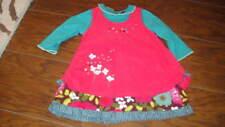 BOUTIQUE CATIMINI 9M 9 MONTHS 71 PINK FLORAL DRESS