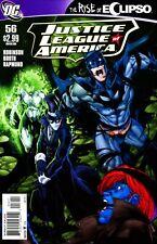 Justice League of America #56 Comic Book Eclipso - DC