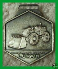 Lorain Rubber Tire Wheel Loader Watch Fob LAS-11