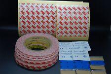 3 M ™ 9088 de alto rendimiento inmediato paquete de cinta de doble cara, toallitas, Blades, 25 M Rollo