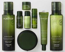 Puretem Purevera Facial Skin Moisture Care 3 Item Set **100% Organic Aloe Vera**