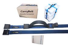 CarryBelt Tragehilfe Tragegriff Gurtband 30mm Spanngurt Tragegestell Tragegurt