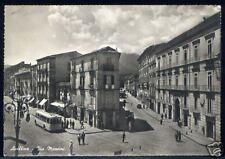 AVELLINO - VIA MANCINI - FILOBUS