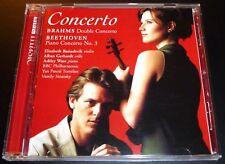 BBC MUSIC BRAHMS & BEETHOVEN Concertos (CD 2002) MM221 Magazine ***VERY GOOD***