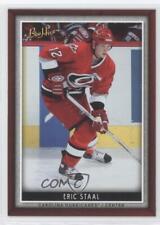 2006-07 Upper Deck Bee Hive #82 Eric Staal Carolina Hurricanes Hockey Card