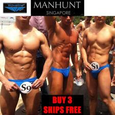 Waveline Men's Swimwear/Swim Trunks/Tanga/Bikini/Speedo Style