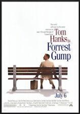 Forrest Gump 1994 Movie Poster Print A0-A1-A2-A3-A4-A5-A6-MAXI 981
