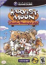Harvest Moon: Another Wonderful Life (Nintendo GameCube, 2005)