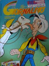 Il Giornalino 25 1994 Pinky Lucky Luke G. Boselli