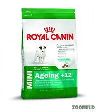 3,5kg  Royal Canin Size Mini Ageing +12 Senior Hunde, Futter für ältere Hunde