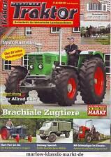Oldtimer Traktor 7-8/10 Deutz 06 Sechszylinder /Militär & Unimog/Skoda Story (2)