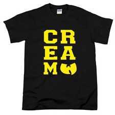Wutang Clan Camiseta RZA GZA ODB método rap Crema efectivo reglas de las Señoras de Hombre Niños Regalo