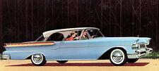 1957 Mercury Montclair Phaeton Coupe - Promotional Advertising Poster