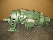 AMK MOTOR GEARBOX 0.73 KW RDE 100/2  B3 KW RATIO 1:1
