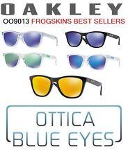 Occhiali da Sole OAKLEY OO9013 FROGSKINS best sellers Sunglasses Sonnenbrillen
