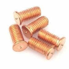M3 M4 M5 Welding Screw/ Spot Welding Screws /Welding Stud Copper Plating