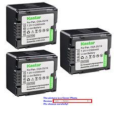Kastar Replacement Battery for HITACHI DZ-BP14S & DZ-HS903 DZ-BD70 DZ-BD7H