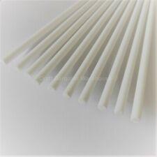 "QUALITY White Plastic CAKE DOWELS 8"" Support Wedding Sugarcraft DOWELLING"