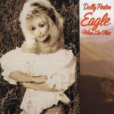 FREE US SHIP. on ANY 2 CDs! ~LikeNew CD Dolly Parton: Eagle When She Flies Origi